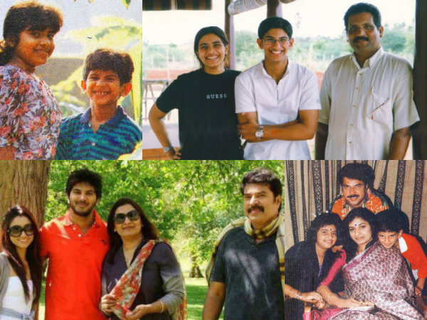 AWWW! Dulquer Salmaan Reveals Mammootty's Protective Side!