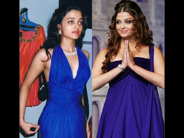Raveena Tandon Said This About Aishwarya Rai Bachchan Weight Gain