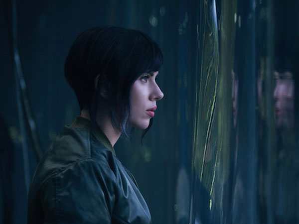 ghost in the shell, first look