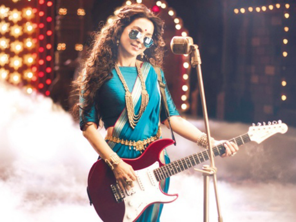 Bollywood Diva Juhi's Cameo Is Key In Pushpaka Vimana