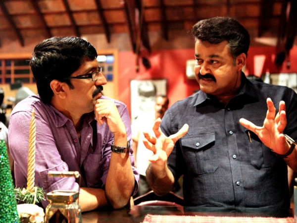 Mohanlal & B Unnikrishnan With A Family Entertainer?