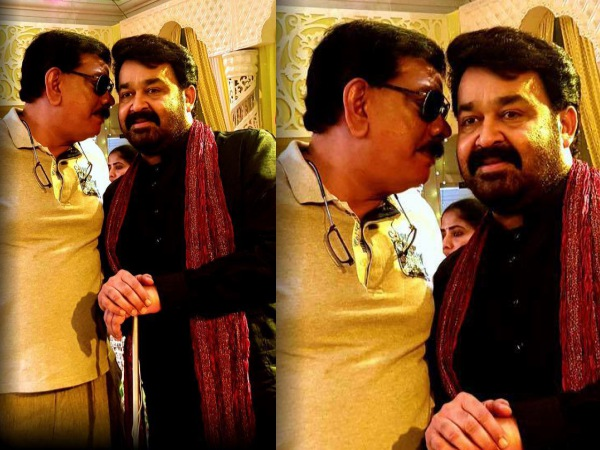 Mohanlal Is My Biggest Support: Priyadarshan