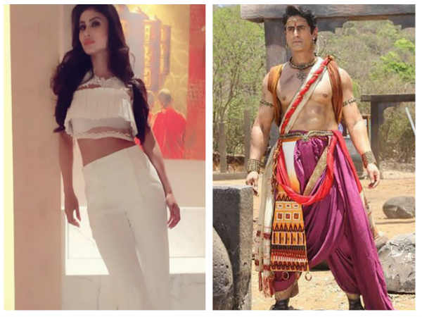 Here Is How Mouni Roy & Mohit Raina Showered Love For Each Other…