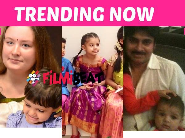 PHOTOS: Pawan Kalyan's Second Daughter Spotted At Srija's ...
