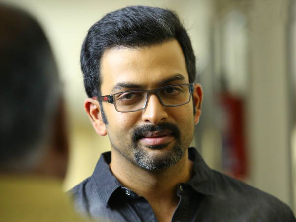 Prithviraj Says No To Younger Roles!