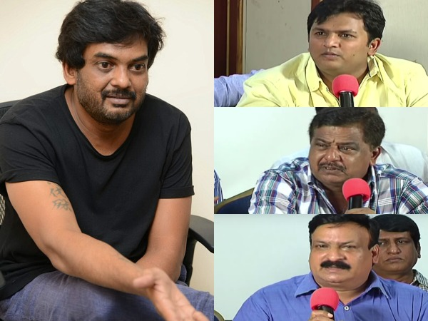 Distributors Trashes Puri Jagannadh's Claims As False Accusations