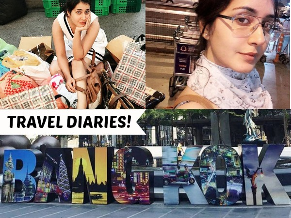 These PICTURES From Raashi Khanna's Bangkok Trip Gives You Goals!