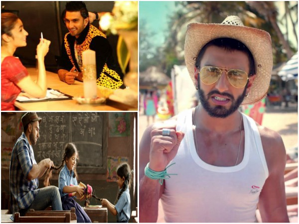 Ranveer Singh Replaces SRK As King Of Ad World, Becomes Highest Paid Celeb!