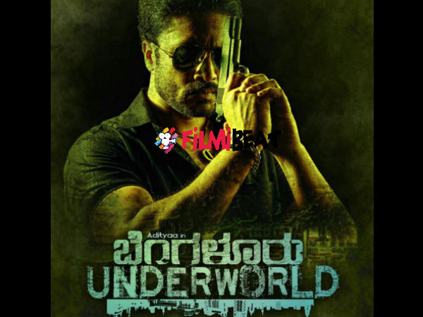 Aditya Is Back With A Bang; Signs New Film 'Bengaluru Underworld'!