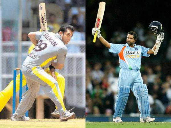 Sachin Tendulkar To Replace Salman Khan In Olympics Sachin