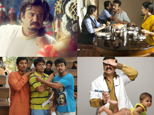 Tamil Remake Movies