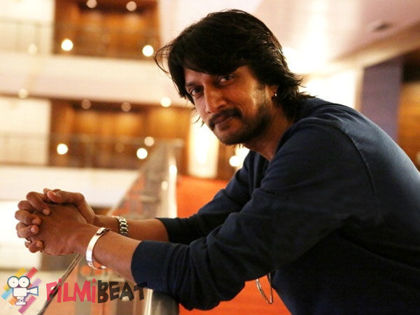 Sudeep Is In Love With His Characters From 'Hebbuli' & 'Kali'!