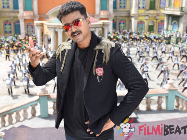 Theri Screen Count