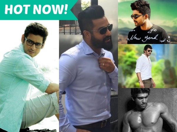 Times Most Desirable Men 2015- Mahesh Babu, NTR & Allu Arjun In Top 3! SEE The Complete List Here