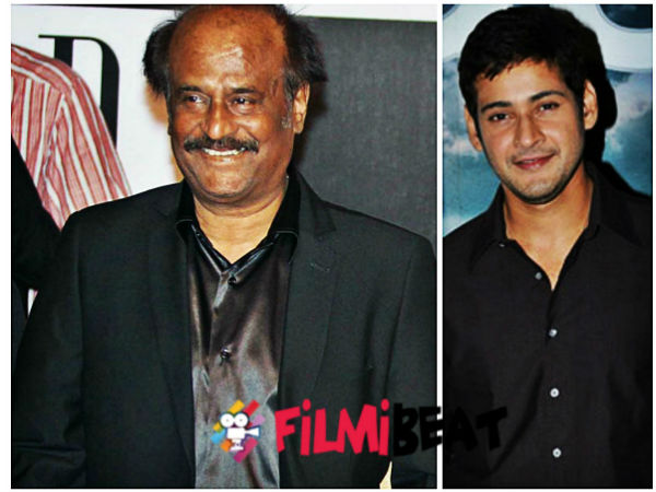 WHAT! Makers Wanted Rajinikanth As Mahesh Babu's Father In Brahmotsavam?