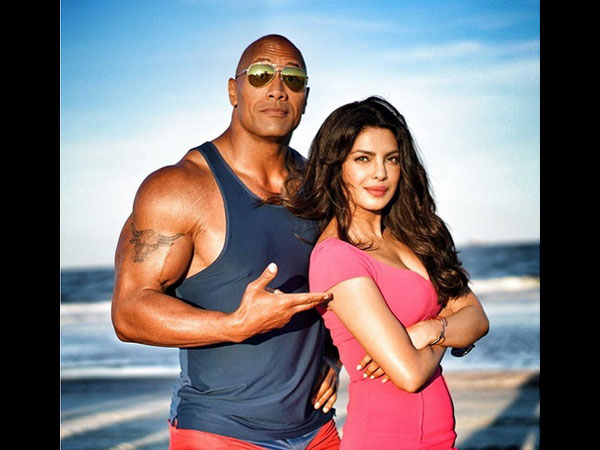 Check out Priyanka and Varun's sweetest birthday wishes for The Rock
