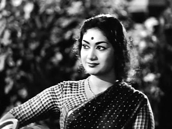Telugu Veteran Actress Savithri Rare Stills: Nag Ashwin's Next A Biopic On Legendary Actress Savitri
