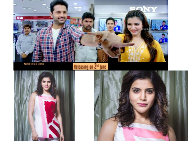 Trivikram's A Aa Completes Censor, Promotions Started In Style!