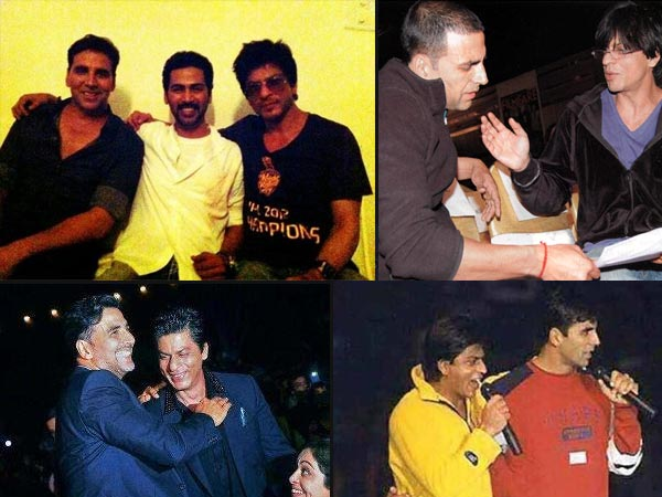 This Is What SRK Did When A Fan Mistook Him For Akshay Kumar