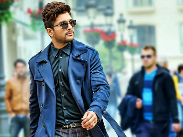 Allu Arjun Had A Bad Experience At Simhachalam Temple