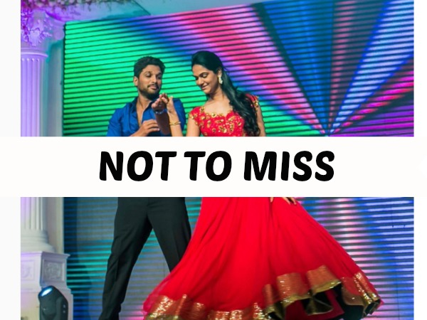 UNSEEN & RARE VIDEO: Allu Arjun And Sneha Reddy Dancing Together