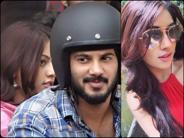 SHOCKING: Newcomer Replaces Anu Emmanuel In Dulquer Salmaan-Amal Neerad Movie?
