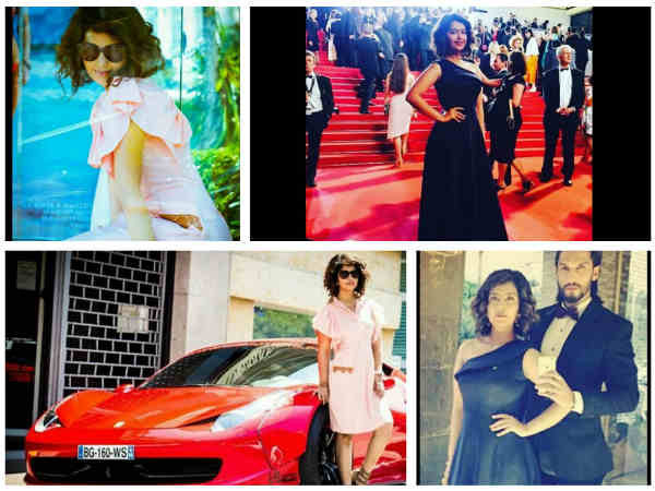 Beautiful CLICKS: Avika Gor In Never Seen Before Avatar At Cannes!