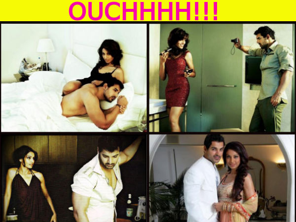 30 Hot Pics Of Bipasha & John, That The Ex-Couple Might Want To Delete Now!