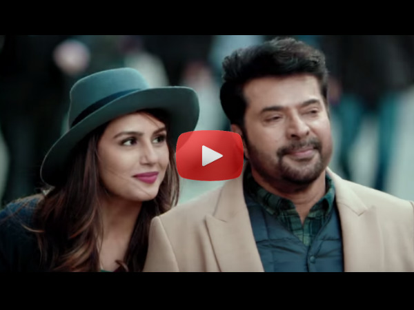 Mammootty's White: 'Eriyumoru Venalil' Song Review