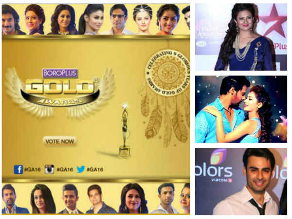 Gold Awards 2016 Nomination List: Divyanka Tripathi, Sriti Jha, Varun Kapoor & Others Nominated