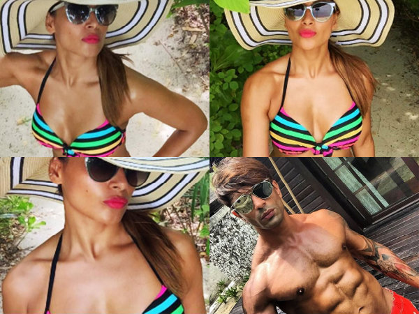Bipasha Basu Karan Singh Grover Honeymoon