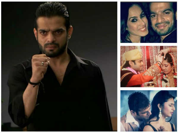 Look What Yeh Hai Mohabbatein Actor Karan Patel Has To Say About Kamya Punjabi & 'Tantrum' Rumours!