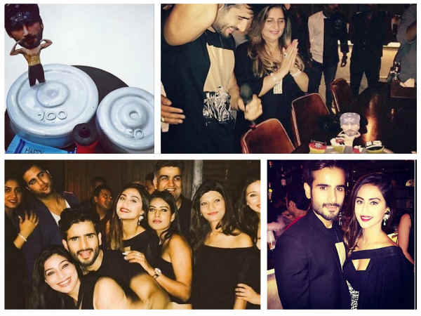 Karan Tacker's Birthday Party: Krystal, Karanvir & Others Attend; Karan Reacts To Gay Rumours!