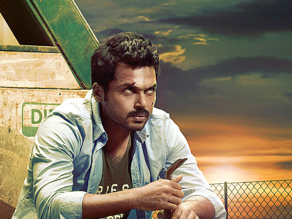 Karthi In Mani Ratnam's Next