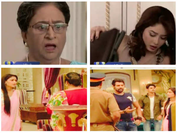Kumkum Bhagya: Tanu Gets Police To Get Sarla Arrested; Will Pragya Save Sarla?