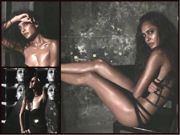 Lisa Haydon Bares It All In The GQ Bikini Photoshoot [Bold Pictures]