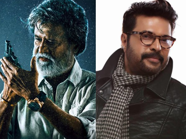 CONFIRMED: Mammootty Is Not In Rajinikanth's Kabali