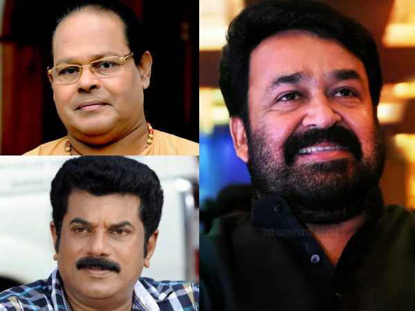 Election Campaign Controversy: Innocent & Mukesh Defends Mohanlal