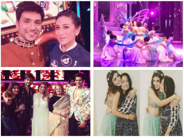 Mother's Day Spl: Karishma Kapoor, Mouni Roy, Anita Hassanandani, Karanvir Bohra & Others Groove!