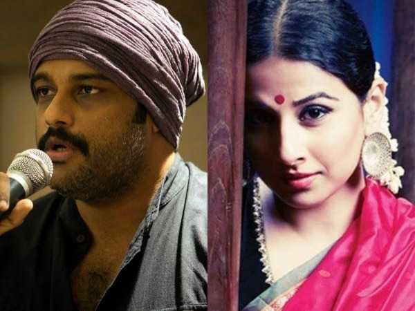 CONFIRMED: Murali Gopy With Vidya Balan In Kamala Surayya Biopic
