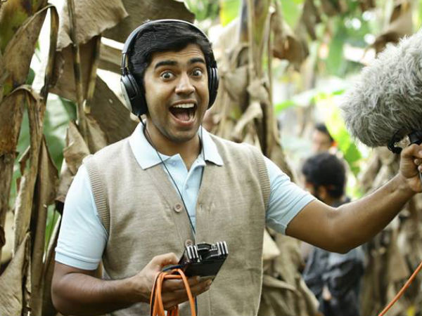 Nivin Pauly Is Busy!