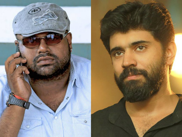Nivin Pauly-Sidhartha Siva Movie Starts Rolling On May 25
