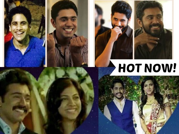 Here's Naga Chaitanya's Three Looks From Premam, Comparisons With Nivin Pauly Pouring In