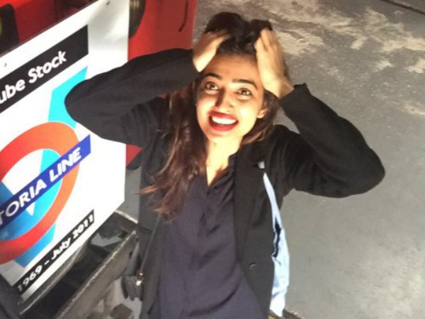 CONTROVERSY! Radhika Apte Hits Back At South Indian Films, AGAIN!