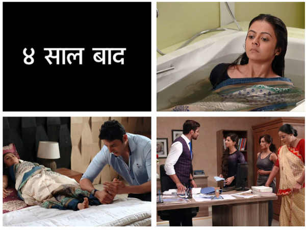 Saath Nibhana Saathiya 4-Yr Leap:Gopi In Shock; Kokila Shattered; Doc Krishna Comes To Gopi's Rescue