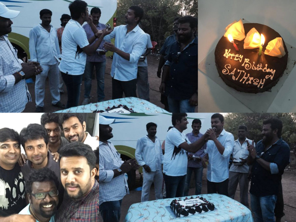 PHOTOS: Ilayathalapathy Vijay s Surprise Birthday Gift To ...