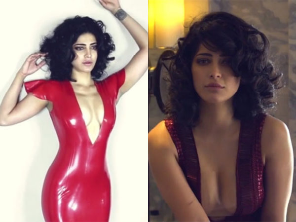 Shruti Haasan GQ Magazine