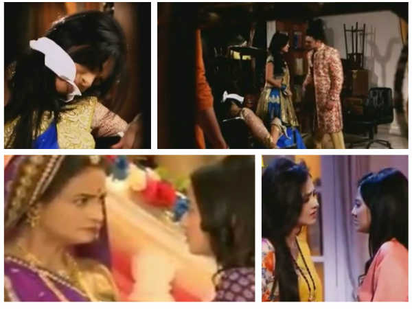 Swaragini: Parineeta's Plan Backfires; Swara & Ragini Join Hands To Rescue Parineeta!