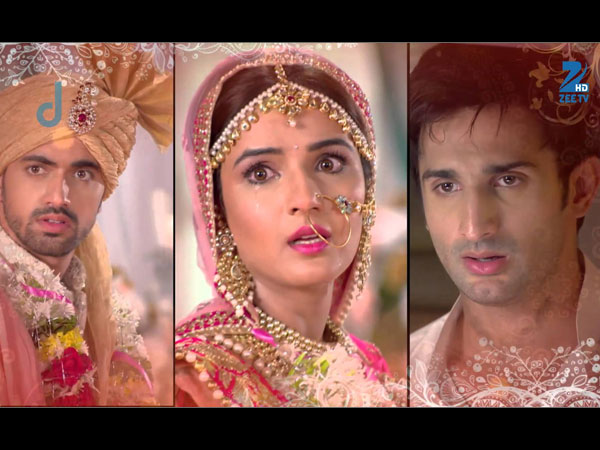OMG! Anita And Cherry Join Hands To Kill Kunj!