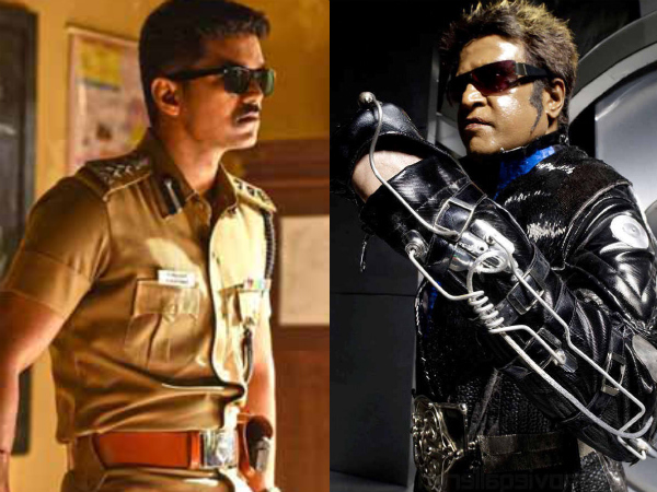 Theri Vs Enthiran